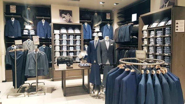 super popular 8625d 03000 Conbipel Franchising Abbigliamento Uomo Conto Vendita