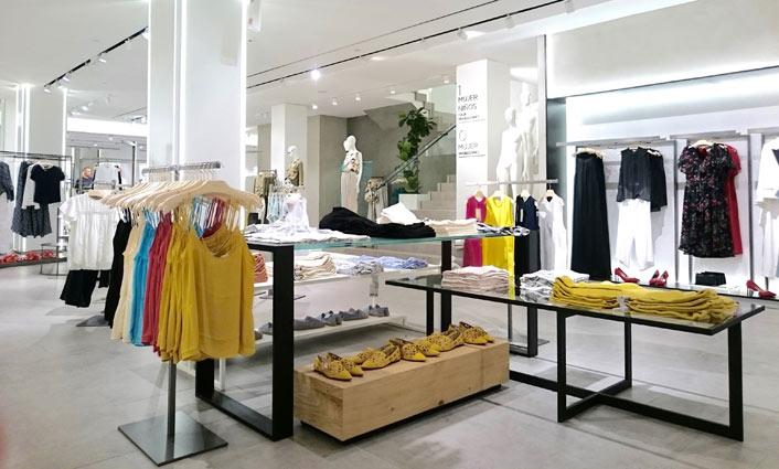 on sale e153c 8aa5e Mango Franchising Negozio Abbigliamento Conto Vendita