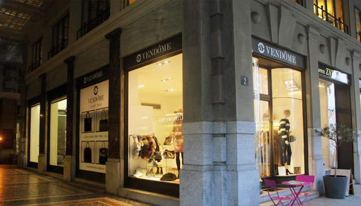 franchising vendome luxury bags