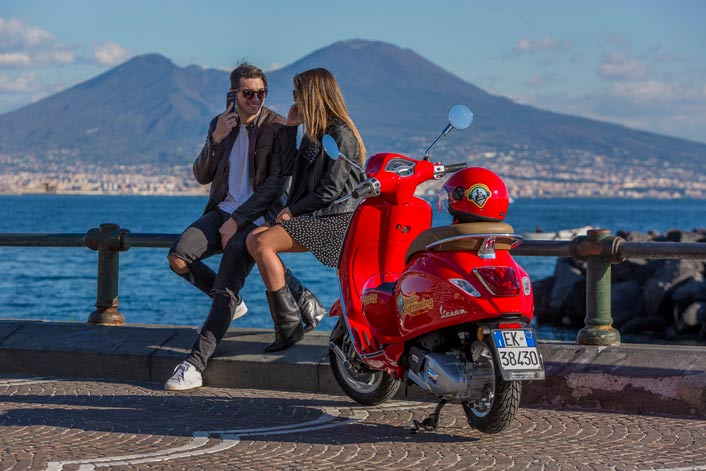 tour in vespa franchising