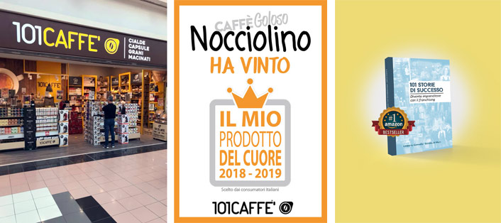 101 caffe franchising aprire
