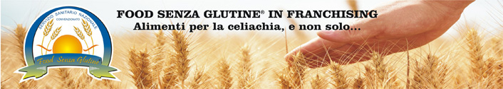 food senza glutine franchising