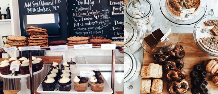 Come Aprire Un Negozio Shabby Chic.Bakery Aprire Una Pasticceria Americana