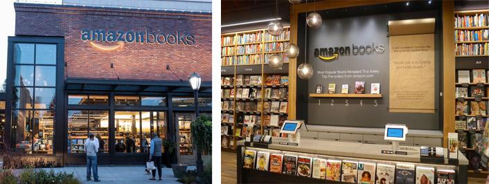Aprire un negozio Amazon fisico