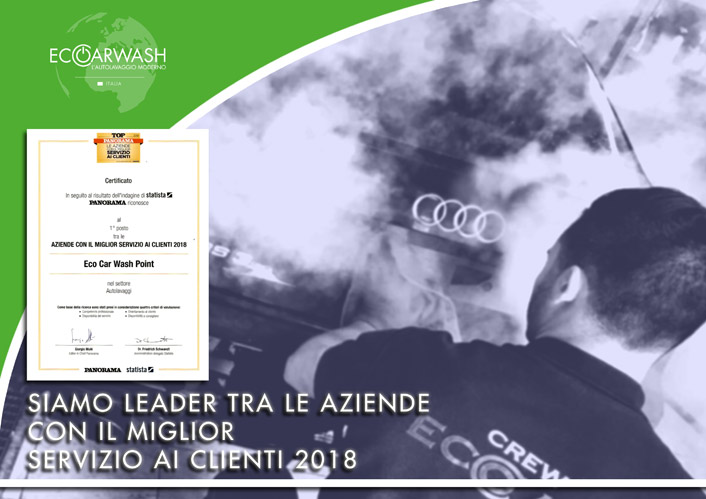 eco car wash autolavaggio franchising