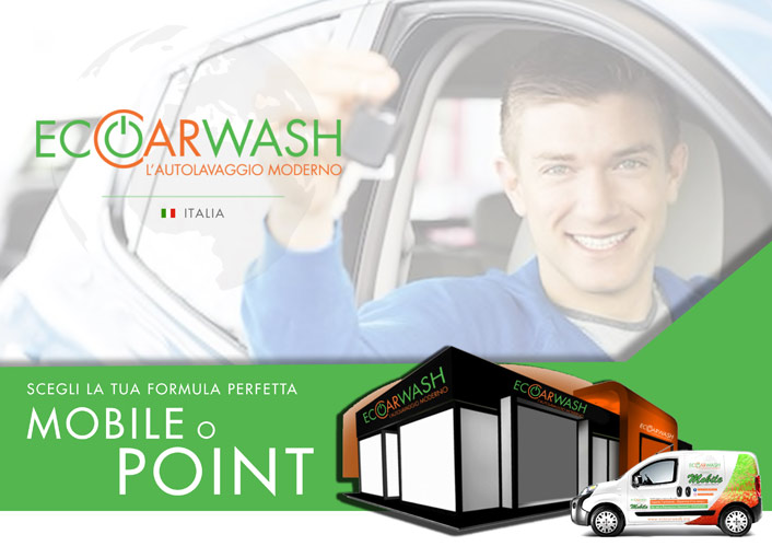autolavaggio franchising eco car wash