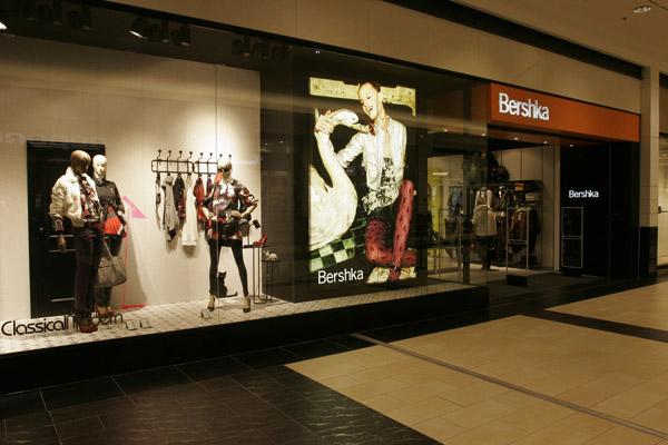 Aprire un negozio bershka in franchising for Negozi bershka roma
