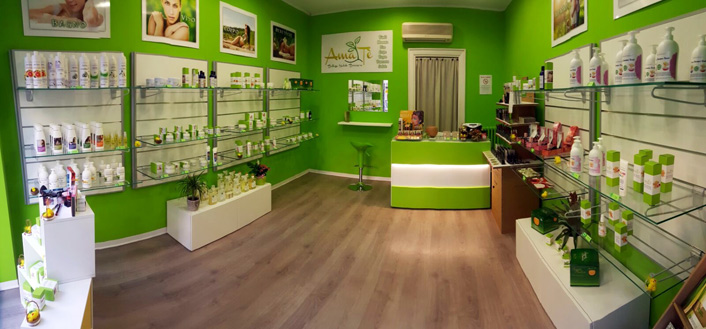 amate estetica franchising