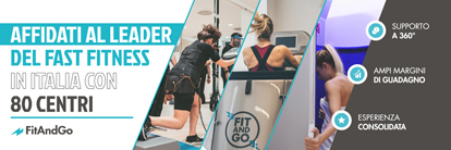 Fit and Go Franchising fitness elettrostimolazione