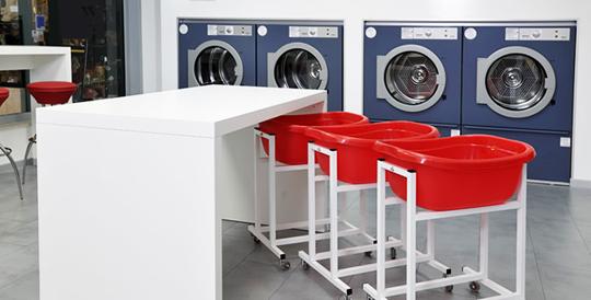 aprire una lavanderia self service a gettoni guida completa