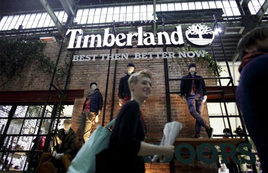 timberland franchising