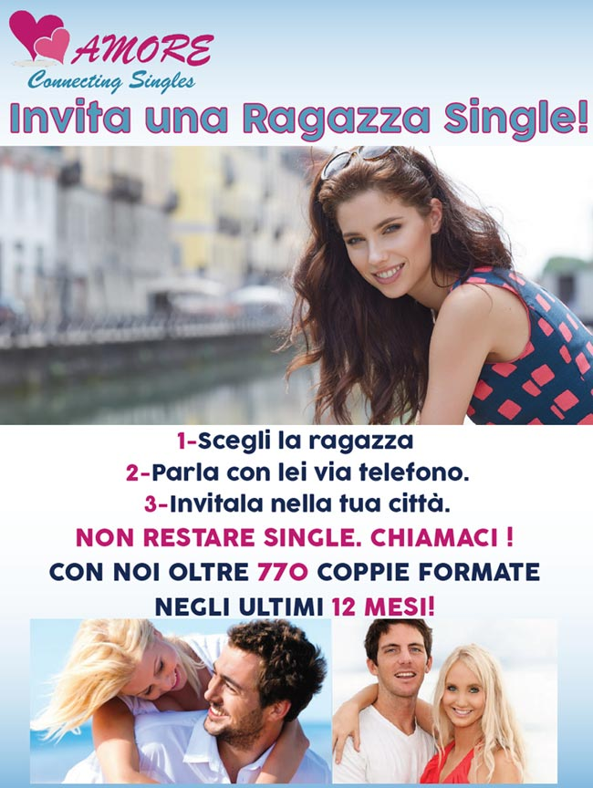 amore connecting singles