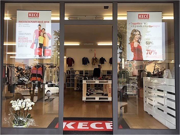 aprire franchising kece