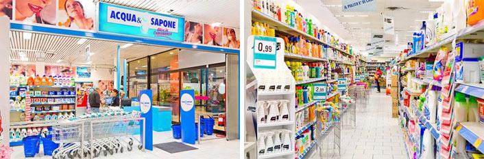 Franchising Acqua e Sapone. Come aprire un negozio Acqua & Sapone?
