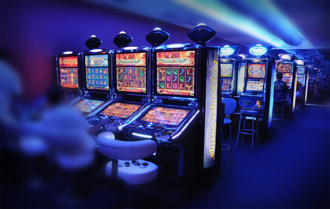 Come aprire sala slot machine