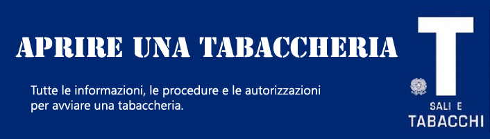 Come aprire una tabaccheria, requisiti e procedura AAMS