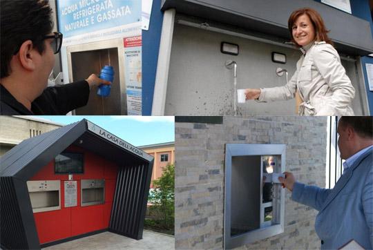 Aprire una casa dell 39 acqua distributori automatici acqua for Aprire case di concetto