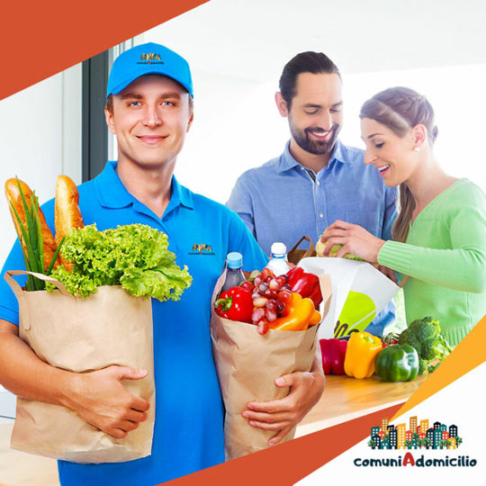 aprire home delivery