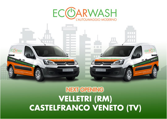 eco car wash franchising lavaggio auto ecologico