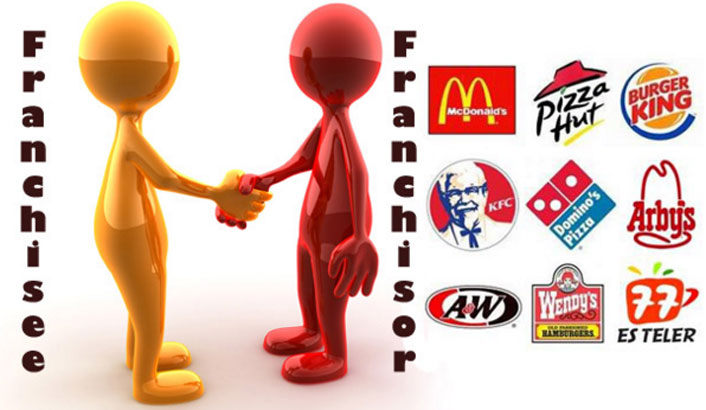 differenze tra franchisee e franchisor