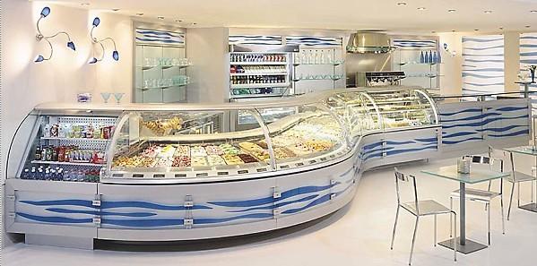 Franchising gelati ecco i motivi del loro successo for Arredamento pasticceria prezzi