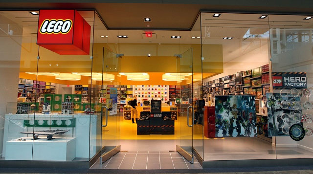 Franchising lego store aprire un lego store for Lago store bergamo