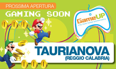 taurianova franchising gameup