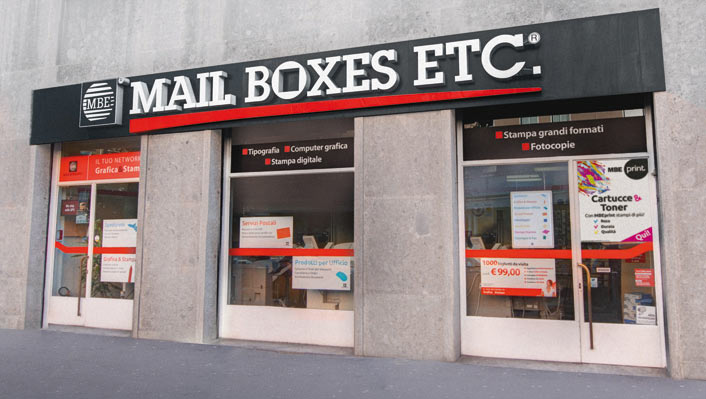 mail boxes etc franchising