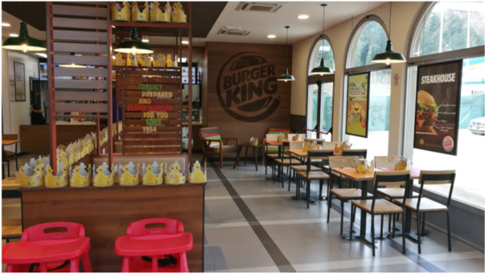 aprire franchising burger king