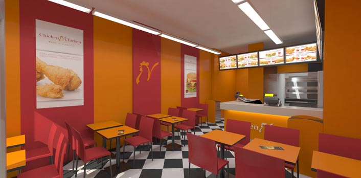 franchising chicken n chicken polleria fast food