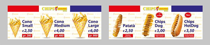 franchising chips amsterdam