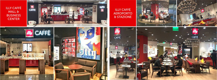 aprire un bar illy