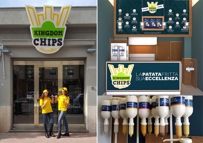 kingdom chips bruxelles franchising