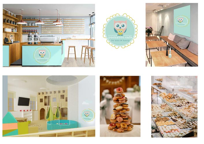 peekaboo cafe franchising aprire