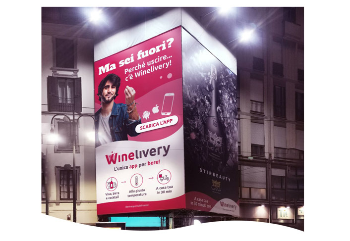 aprire franchising wine delivery