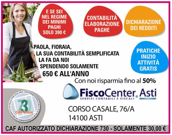 Fiscocenter Franchising commercialista