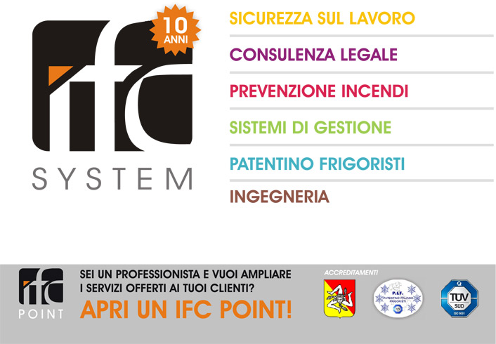 ifc system franchising