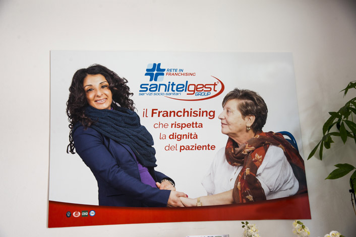franchising sanitelgest