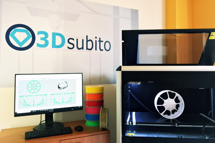 aprire franchising stampa 3d