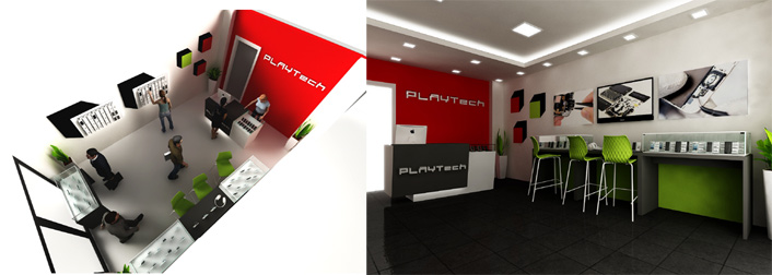 aprire franchising playtech