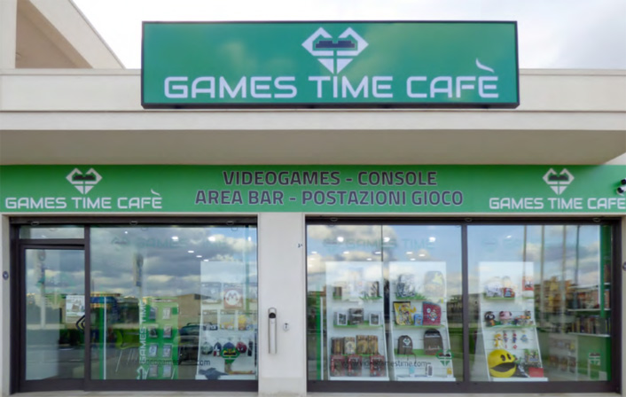 games time cafe